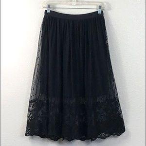 Forever 21l Tulle Skirt